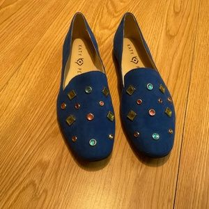 Katy Perry Blue Women Loafer